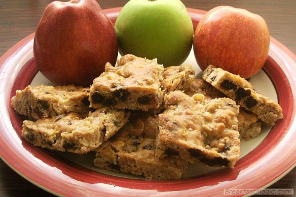 apple-raisin-bars